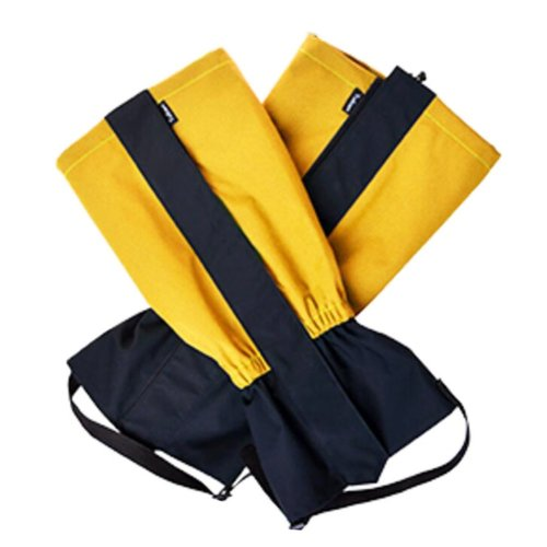 Hiking/Climbing/Camping/Skiing Shoes Gaiter For Children- Yellow