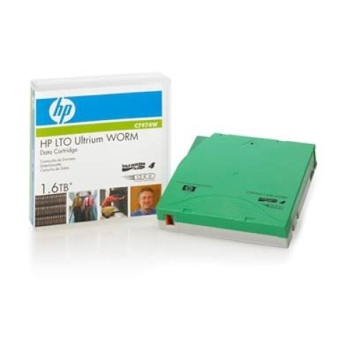Hewlett Packard Enterprise LTO4 Ultrium 1.6TB WORM LTO