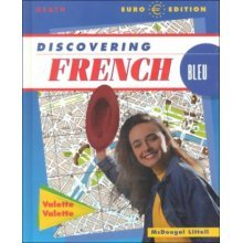 Discovering French Bleu