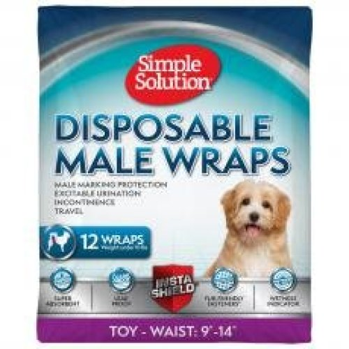 Simple Solution Disposable Male Wrap Toy