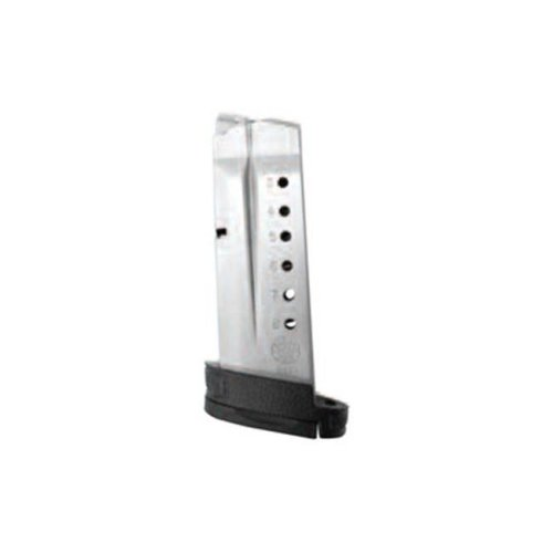 Smith & Wesson 19933 Magazine 40Sw 6 Rounds, Stainless Shield