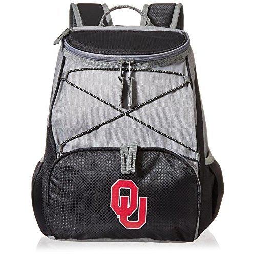 Ncaa Oklahoma Sooners Ptx Insulated Backpack Cooler Black Regular