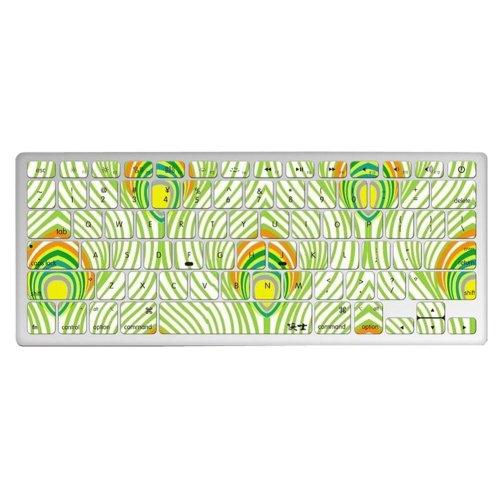 "Fashion Keyboard Decal Macbook Keyboard Stickers Skin Logos Cover (Pro13"")"