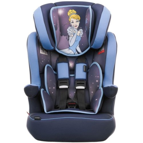 Obaby Group 123 Highback Booster Seat Disney Cinderella