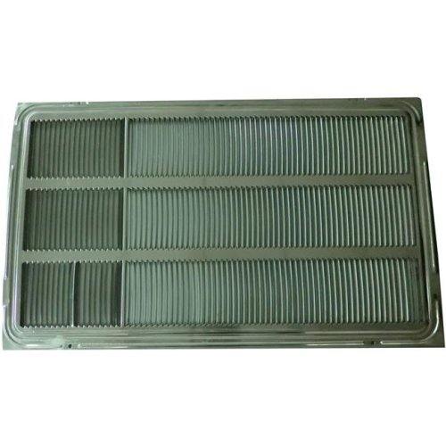 LG AXRGALA01 Stamped Aluminum Rear Grille for 26 in. Wall Sleeve