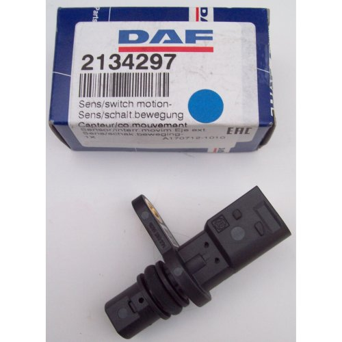 Daf Truck CF XF Genuine New Output Shaft Motion Speed Sensor 2134297