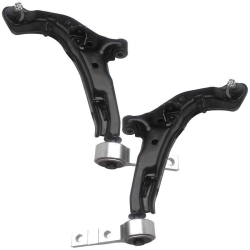 Nissan Primera P12 2002-2008 Front Lower Suspension Wishbones Arms Pair