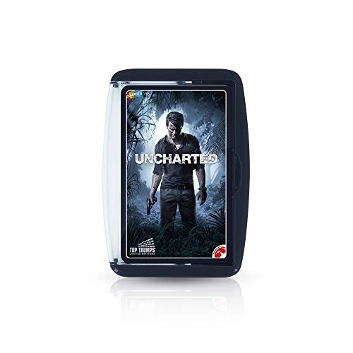 Top Trumps Uncharted Card Game