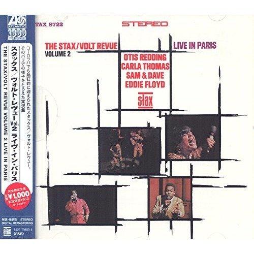The Stax/volt Revue - the Stax/volt Revue Vol 2 [CD]
