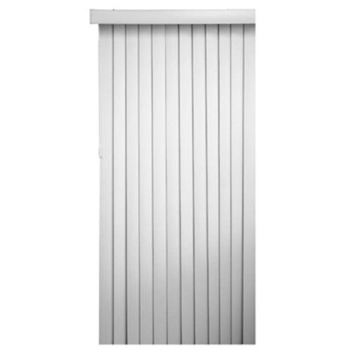 Nien Made 7884VERTW HP 3.5 x 78 x 84 in. Vertical Light Filtering Blind, White