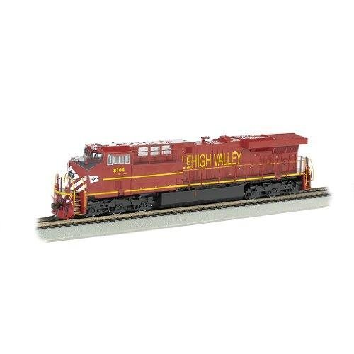 Bachmann GE ES44 AC Lehigh Valley DCC Sound Value Equipped Locomotive (HO Scale)