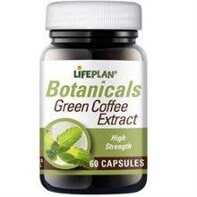 Lifeplan Green Coffee 60 Caps