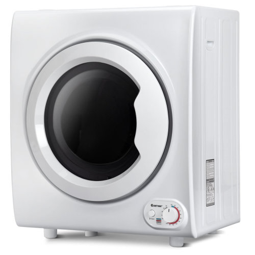 4KG Load Compact Vented Tumble Dryer Freestanding