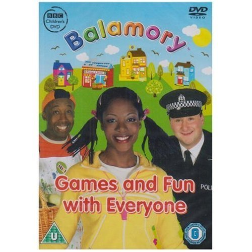 Balamory Games And Fun For Everyone Dvd Dvd On Onbuy