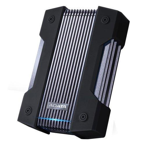 ADATA 5TB HD830 External USB 3.1 Hard Drive - Black AHD830-5TU31-CBK