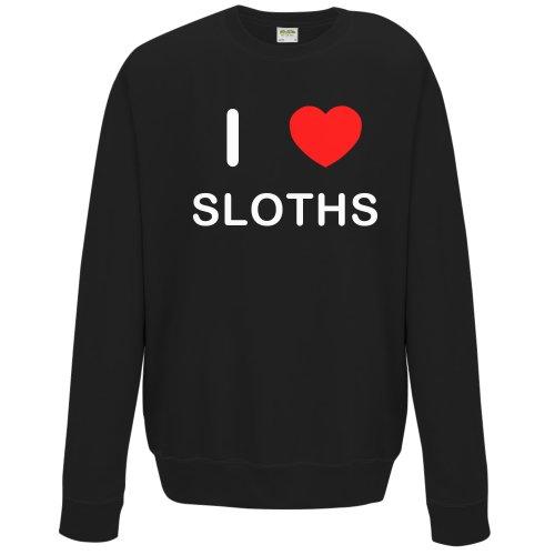I Love Sloths - Sweater
