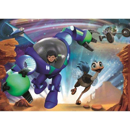 Disney Miles from Tomorrow Jigsaw Puzzle (100 Xl Pieces)