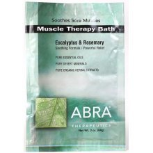 Abra Stress Therapy Bath, Lavender and Chamomile, 3 Ounce