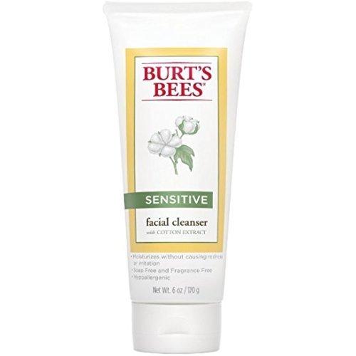 Burts Face Clens Sens Size 6 Oz Burts Bee Sensitive Facial Cleanser