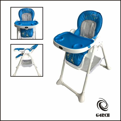 Highchair Folding Baby Toddler Infant Reclining