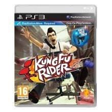 Kung Fu Riders - Move Compatible PS3 Game