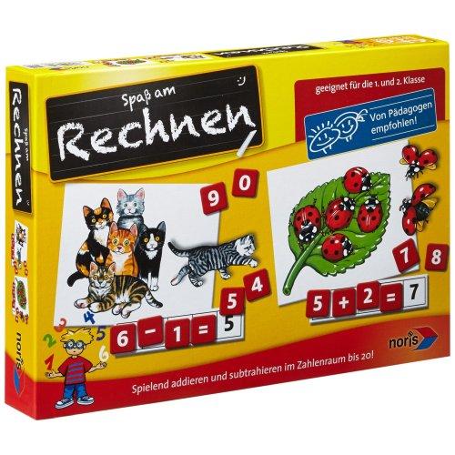 """noris """"Rechnen Eductional game  (Multi-Color)"""