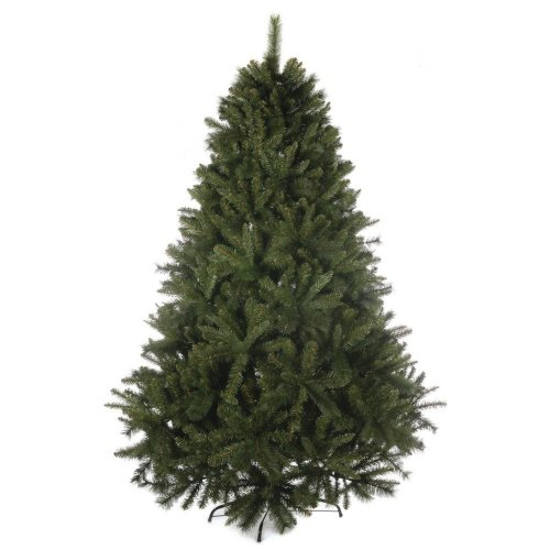 Artificial Majestic Pine Christmas Tree - 210cm, Green