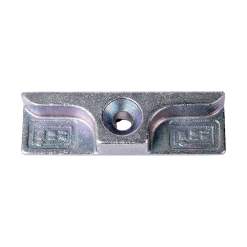 Siegenia 1661 uPVC Door Roller Keep Striker Plate