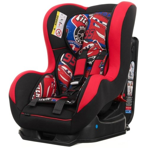 Obaby Group 0/1 Combination Car Seat Disney Cars