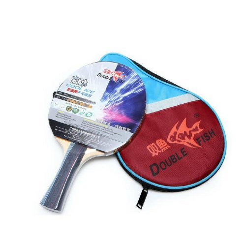 China Table Tennis Racket with Bag Pro Table Tennis Paddle