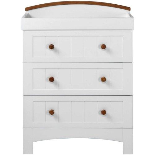 East Coast 'Coast' Dresser White