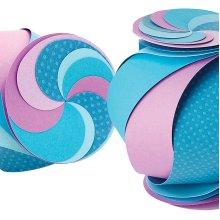 EK Tools Curvy Cutter Swirl Decor Maker-