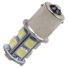 Bright White 1156 BA15S 13 SMD LED 5W Car Signal Reverse Back Light Bulb 12V