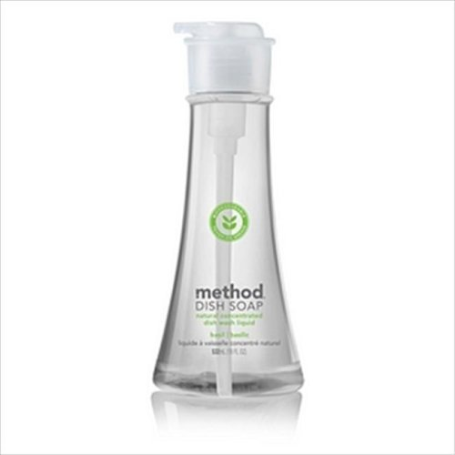 Method Dish Soap Basil 18 Oz