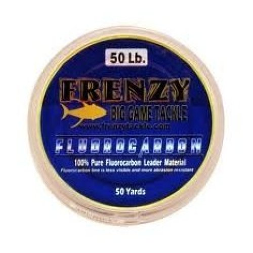 Frenzy FCL-4050 Fluorocarbon Leader