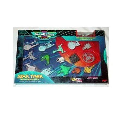 Micro Machines Star Trek Limited Edition Collectors Set