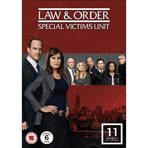 Law And Order - Special Victims Unit: Season 11 [DVD] [DVD]