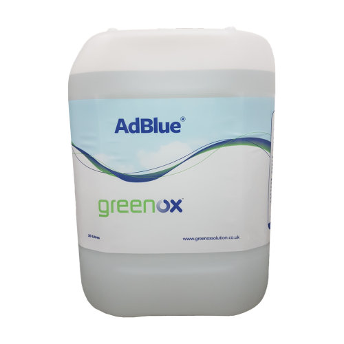 Greenox AdBlue for Peugeot Diesel Cars 20L Next Day Delivery Guaranteed