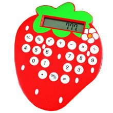 Lovely Strawberry Calculate Scientific Calculators Red