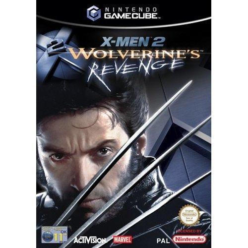 X-Men 2: Wolverine's Revenge (GameCube)