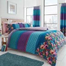 Saphira Floral Duvet Cover Bedding Set