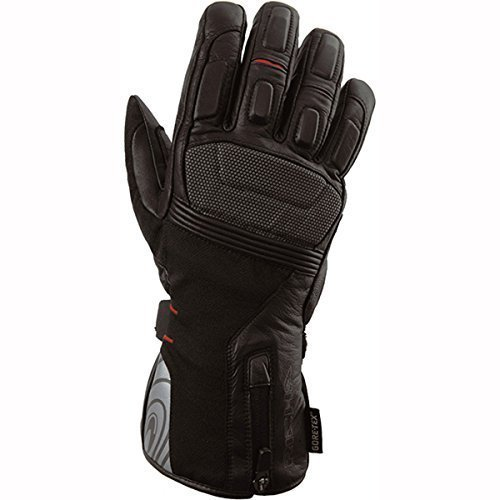Richa Level GTX GoreTex Waterproof Motorcycle Gloves Black