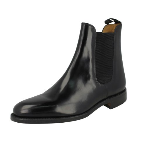 Mens Loake Formal Chelsea Boots 290B - F Fit