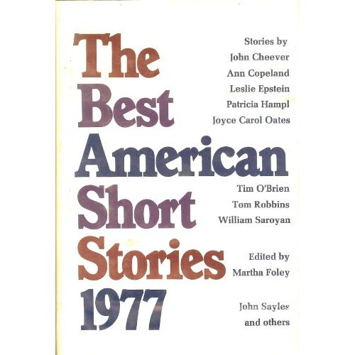Best American Short Stories, 1977
