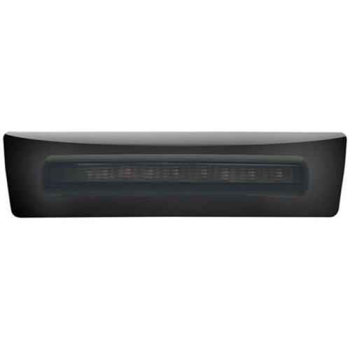 IPCW CLR07BT1 Chevrolet Silverado 2007 - 2014 LED Tailgate Handle, Black Red LED Smoke Lens