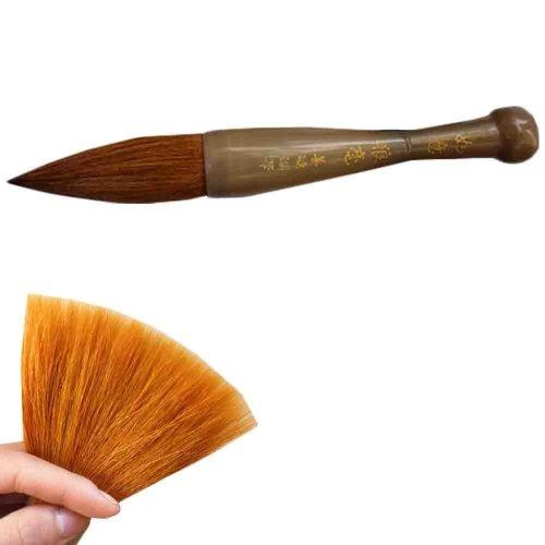 Wolf Hair Brush Rod Brush Calligraphy Brush Painting/Writing Brush