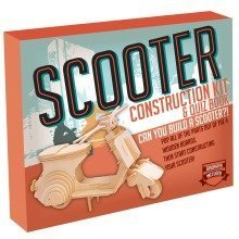 Scooter Construction Kit & Quiz Book