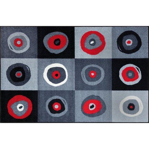 wash+dry Door Mat, Multicoloured, 115 x 175 cm