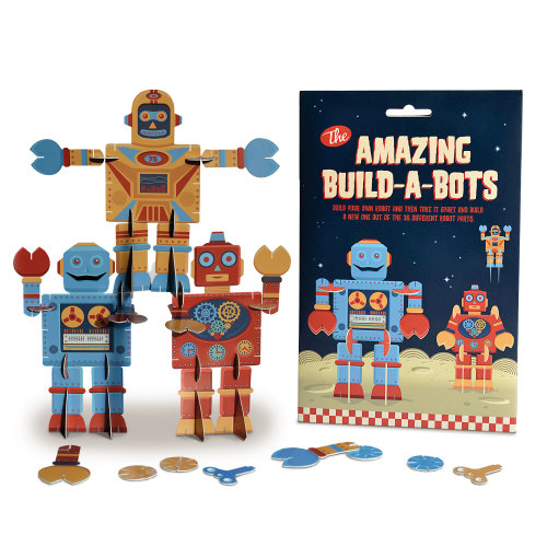 Build Your Own - Amazing Build A Bots