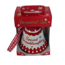 I Love You Christmas Bell